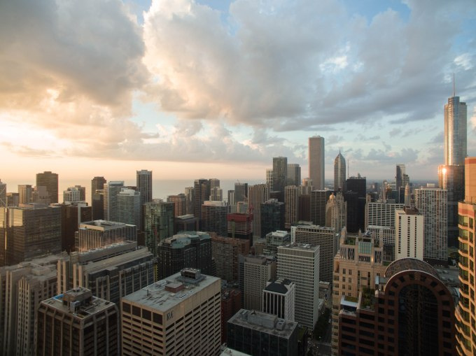 Bird's-Eye View: Chicago