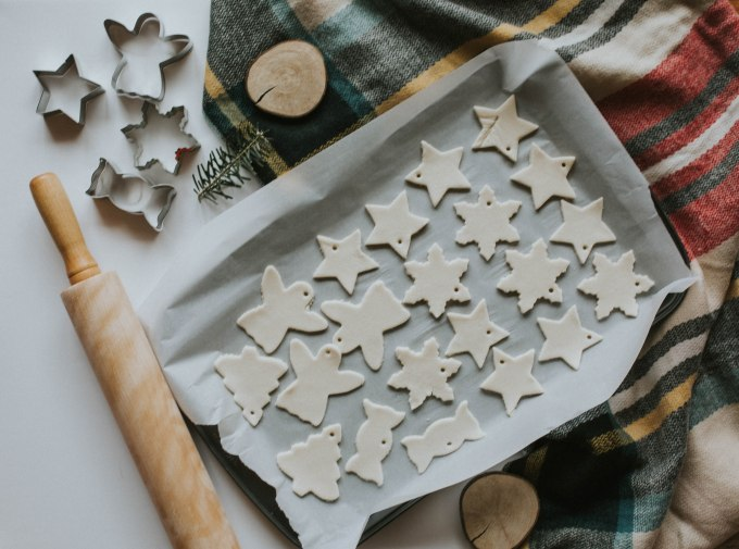 DIY Salt DoughOrnaments